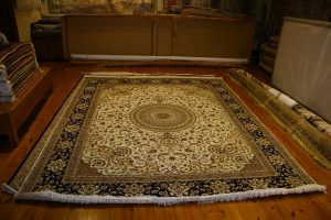 As with any collectible, make sure your rug is cataloged along with the rest of your physical assets.
