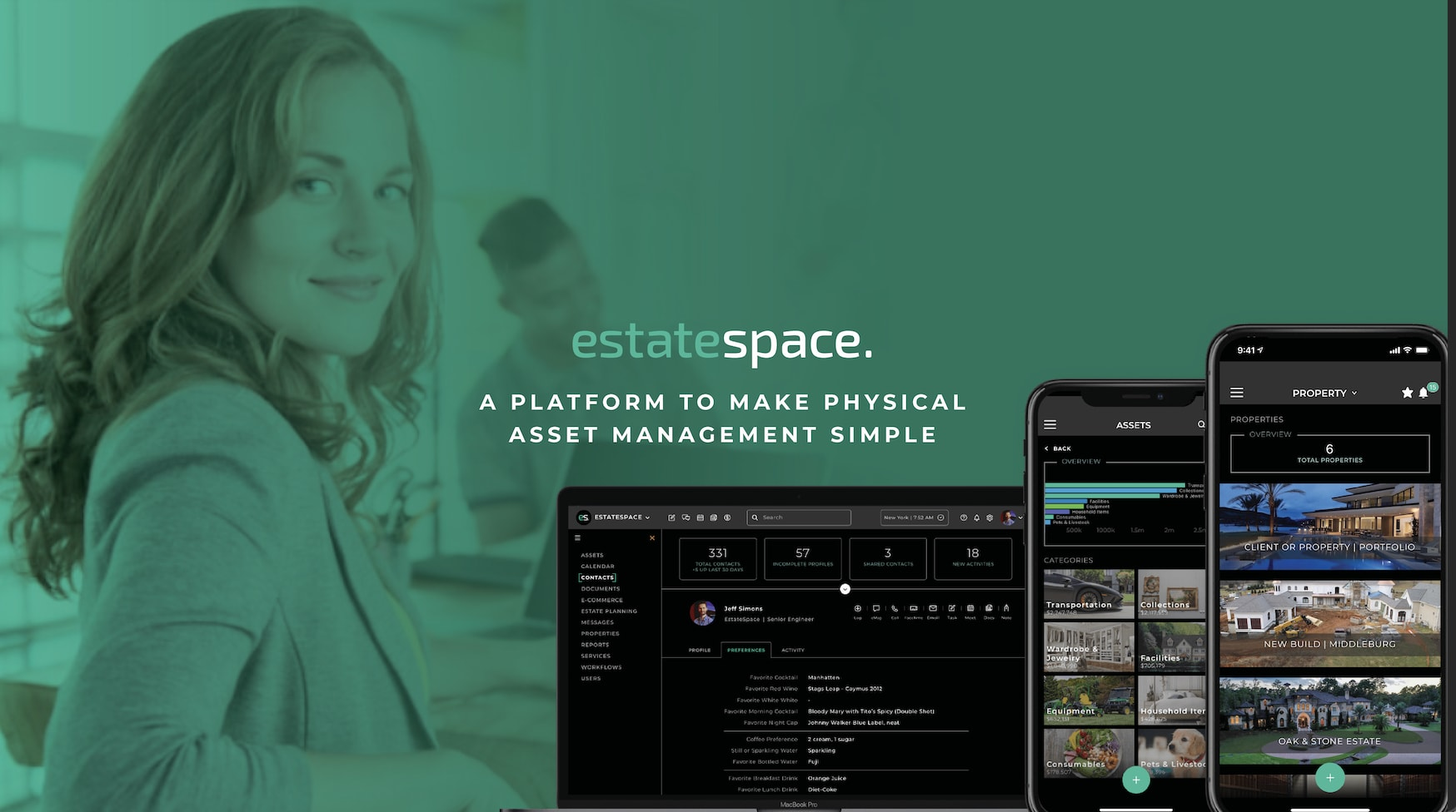Read more about the article EstateSpace helping you track physical assets.
